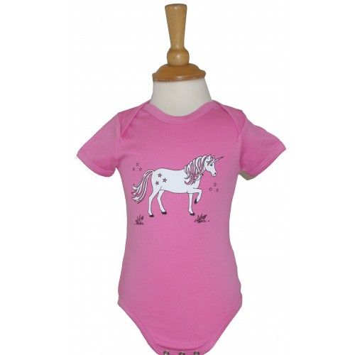 British Country Collection 'Unicorn' Body Suit