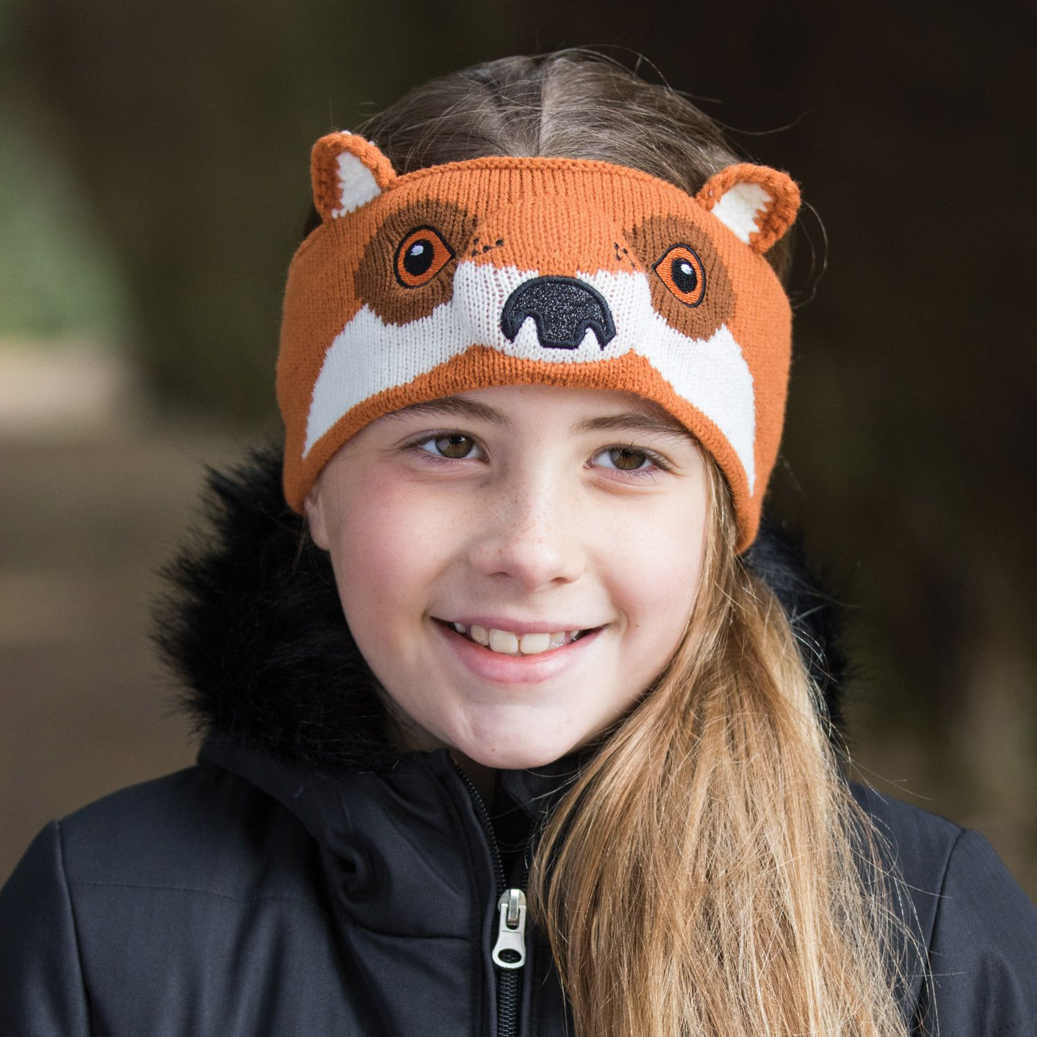 Equetech Childs Foxy Headband